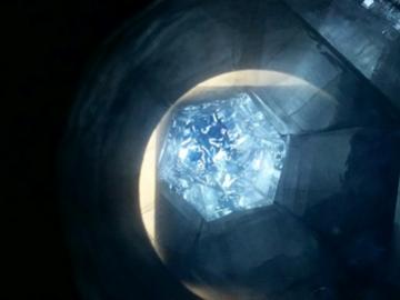 Kaleidoscope, le kinétoscope rétro-futuriste d'Eglé Vismantaite, par André Aerden – Transnumeriques @ Mons2015